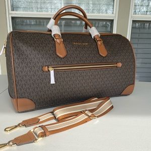 Michael Kors duffle travel bag